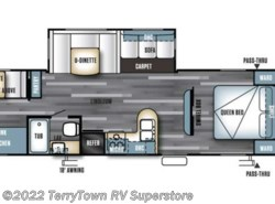 New 2017  Forest River Salem 30KQBSS by Forest River from TerryTown RV Superstore in Grand Rapids, MI