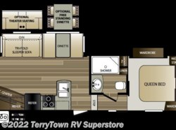 New 2017  Keystone Cougar XLite 25RES by Keystone from TerryTown RV Superstore in Grand Rapids, MI