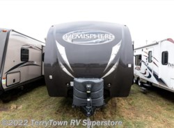 Used 2014  Forest River Salem Hemisphere 312QBUD by Forest River from TerryTown RV Superstore in Grand Rapids, MI