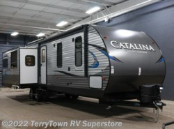 New 2018 Coachmen Catalina Legacy Edition 333RETS available in Grand Rapids, Michigan