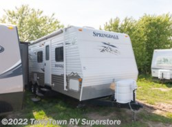 Used 2009 Keystone Springdale 267BH available in Grand Rapids, Michigan