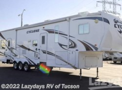 Used 2010  Heartland RV Cyclone 3812 by Heartland RV from Lazydays in Tucson, AZ