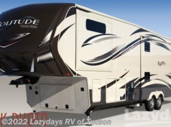 Used 2014  Grand Design Solitude 369RL by Grand Design from Lazydays in Tucson, AZ