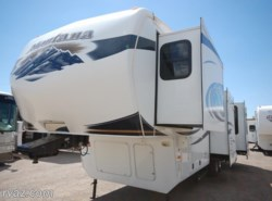 Used 2011  Keystone Montana 3665RE 4 Slide 5th Wheel by Keystone from Auto Corral RV in Mesa, AZ