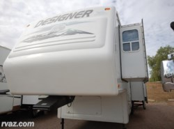 Used 2007  Jayco Designer 34RLQS 5th Wheel with 4 Slides by Jayco from Auto Corral RV in Mesa, AZ