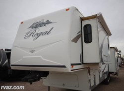 Used 2009  Fleetwood Regal 365TSSA 3 Slide Prowler 5th Wheel