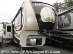 New 2015  Redwood Residential Vehicles Redwood 38GK Rear Living Quad Slide within a Slide
