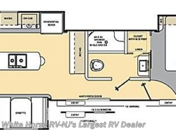 New 2017  Coachmen Catalina 39RLTS REAR LOUNGE TRIPLE SLIDE by Coachmen from White Horse RV Center in Egg Harbor City, NJ