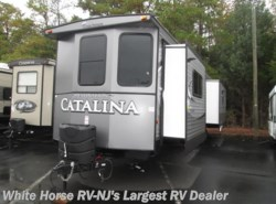 New 2017  Coachmen Catalina 39RLTS Rear Living Triple Slide King Bed Fireplace by Coachmen from White Horse RV Center in Egg Harbor City, NJ