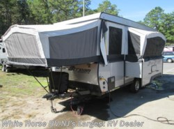 Used 2008  Starcraft Star Stream SS3416 High Wall Slide-out Toilet/Shower, AC, Heat by Starcraft from White Horse RV Center in Egg Harbor City, NJ