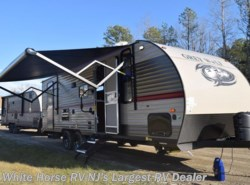 New 2018 Forest River Grey Wolf 23DBH U-Lounge Slide Double Bed Bunks available in Egg Harbor City, New Jersey