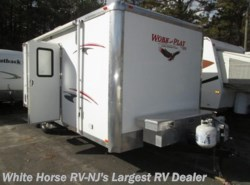 "Used 2012  Forest River Work and Play WPT18EC with up to 15'6"" Cargo Area"