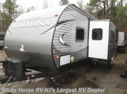 New 2017  Coachmen Catalina 243RBS Legacy Front Queen Sofa/Dinette Slide by Coachmen from White Horse RV Center in Egg Harbor City, NJ