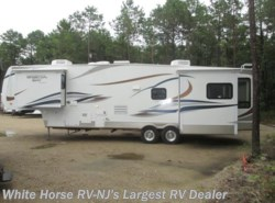 Used 2010 SunnyBrook Bristol Bay 3450TS Queen Bed, Triple Slide-out available in Egg Harbor City, New Jersey