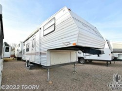 Used 2001  Jayco Qwest 265B by Jayco from The Great Outdoors RV in Evans, CO
