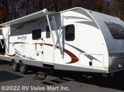 Used 2012  Heartland RV North Trail  Caliber King Slides 32BUDS