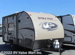 Used 2017 Forest River Cherokee Wolf Pup T17RP available in Lititz, Pennsylvania