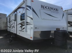 Used 2015  Forest River Rockwood Ultra Lite 2608WS by Forest River from Juniata Valley RV in Mifflintown, PA