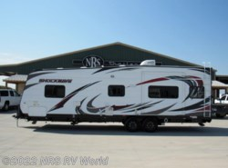 New 2016  Forest River Shockwave T27FQ by Forest River from NRS RV World in Decatur, TX