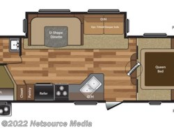 New 2017  Keystone Hideout 27DBS by Keystone from Ashley's Boat & RV in Opelika, AL