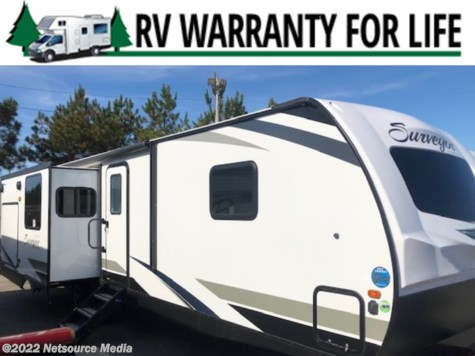 2019 Forest River Surveyor Luxury 33KRLOK