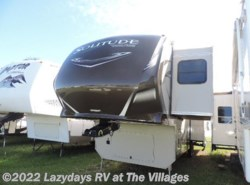 Used 2014 Grand Design Solitude M369RL available in Wildwood, Florida