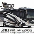 New 2018 Forest River Berkshire XLT 43C available in Wildwood, Florida
