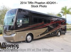 Used 2014 Tiffin Phaeton 40QKH available in Wildwood, Florida