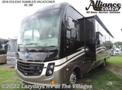 New 2018 Holiday Rambler Vacationer XE  available in Wildwood, Florida