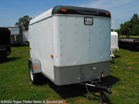 2008 Cargo Craft Explorer 5X8RAMP