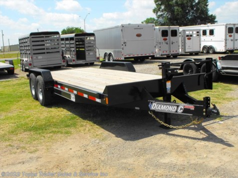2018 Diamond C Road Clipper 20' HD EQ HAULER