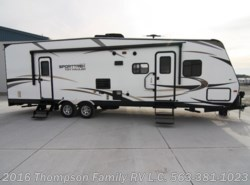 New 2016  Venture RV  SPORT TREK ST302VTH by Venture RV from Thompson Family RV LLC in Davenport, IA