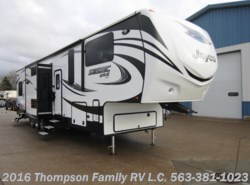 New 2016  Jayco Seismic Wave 412W by Jayco from Thompson Family RV LLC in Davenport, IA