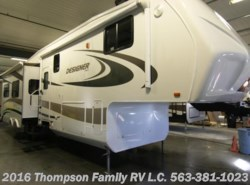 Used 2010  Jayco Designer 37RLQS by Jayco from Thompson Family RV LLC in Davenport, IA