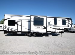 New 2017  Jayco Seismic Wave 355W by Jayco from Thompson Family RV LLC in Davenport, IA