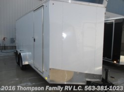 New 2017  Look  LOOK ST DLX CARGO STLC7X16TE2 by Look from Thompson Family RV LLC in Davenport, IA