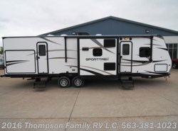 New 2017  Venture RV  SPORT TREK ST320VIK by Venture RV from Thompson Family RV LLC in Davenport, IA