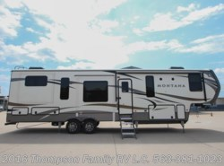 New 2017  Keystone Montana 3791RD by Keystone from Thompson Family RV LLC in Davenport, IA
