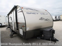 Used 2015  Cherokee  GREY WOLF 26DBH by Cherokee from Thompson Family RV LLC in Davenport, IA