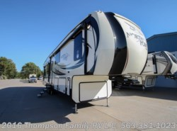 New 2017  Jayco North Point 381DLQS by Jayco from Thompson Family RV LLC in Davenport, IA
