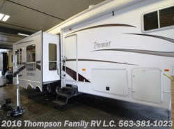 Used 2006  Nu-Wa Hitchhiker Premier 35LKRSB by Nu-Wa from Thompson Family RV LLC in Davenport, IA