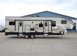 New 2017  Keystone Cougar 326SRX by Keystone from Thompson Family RV LLC in Davenport, IA