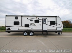 New 2017  Jayco Jay Flight SLX 267BHSW by Jayco from Thompson Family RV LLC in Davenport, IA