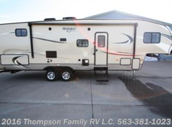 New 2017  Keystone Hideout 281DBS by Keystone from Thompson Family RV LLC in Davenport, IA