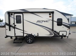 New 2017  Venture RV Sonic Lite SL167VMS by Venture RV from Thompson Family RV LLC in Davenport, IA