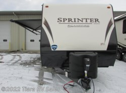 New 2018 Keystone Sprinter CAMPFIRE 25RK available in Elkhart, Indiana