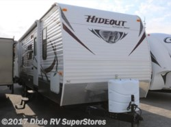 Used 2013  Keystone Hideout 31RBDS by Keystone from DIXIE RV SUPERSTORES FLORIDA in Defuniak Springs, FL