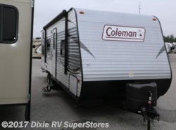 Used 2016  Coleman  COLEMAN 274BHS by Coleman from DIXIE RV SUPERSTORES FLORIDA in Defuniak Springs, FL