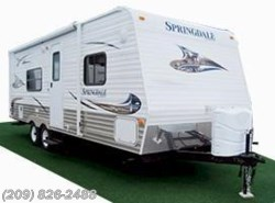Used 2012  Keystone Springdale 179QBWE by Keystone from RVToscano.com in Los Banos, CA