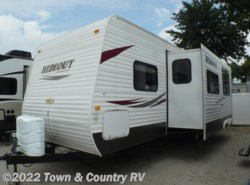 Used 2011  Keystone Hideout 27DBS by Keystone from Town & Country RV in Clyde, OH